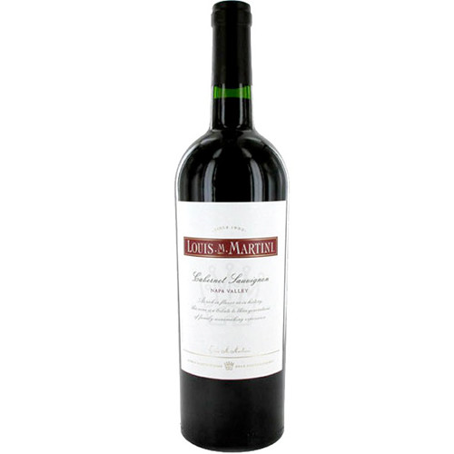 Louis Martini 2012 Napa Valley Cabernet Sauvignon