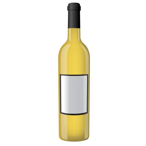 Blank White Wine Bottle